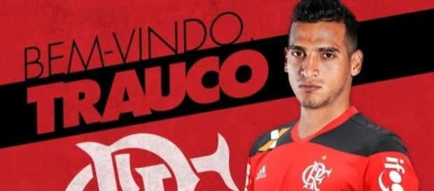 Trauco é destaque do Flamengo em 2017