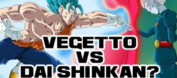 Vegito vs Dai Shinka, un setup de rêve ?