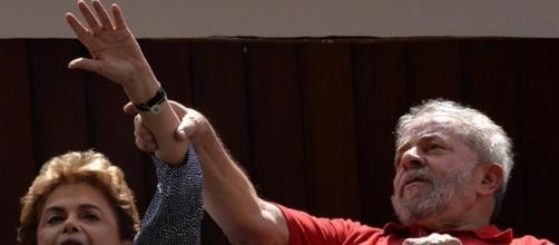 Dilma quer Lula como candidato nas eleições de 2018
