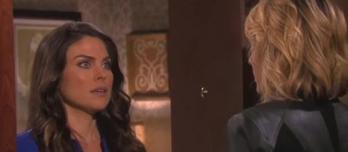 Does Chloe or Nicole get custody of Holly on 'Days Of Our Lives?' - Image via Ron mrfixit/Photo Screencap via NBC/YouTube.com