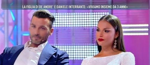 #FrancescaDeAndré e #DanieleInterrante si sono ufficialmente lasciati. #BlastingNews