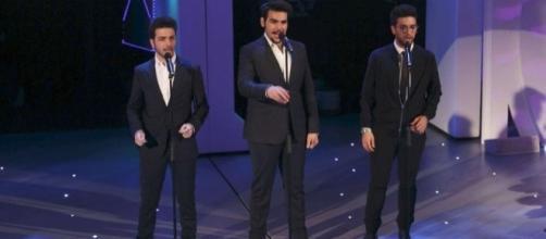 """Il Volo, grande ospite della prima serata di """"Standing Ovation"""", il nuovo show condotto da Antonella Clerici"""