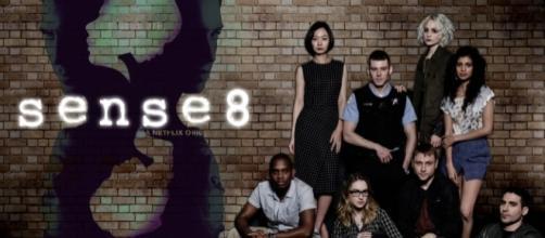 Locandina della serie televisiva Sense8