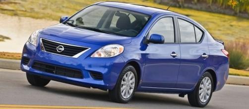 Nissan Versa top seller in Messico