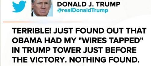President Says Obama Wiretapped Trump Tower During Campaign - NBC News - nbcnews.com
