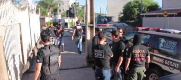 Bandidos reagem à voz de prisão. Após troca de tiros, 7 criminosos são mortos