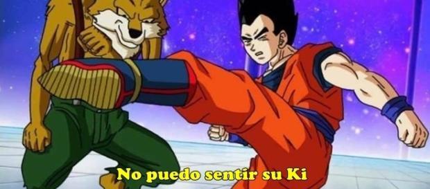 Dragon Ball Super 80: Gohan versus Lavenda