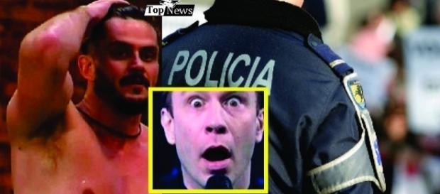 Marcos é acusada de crime grave