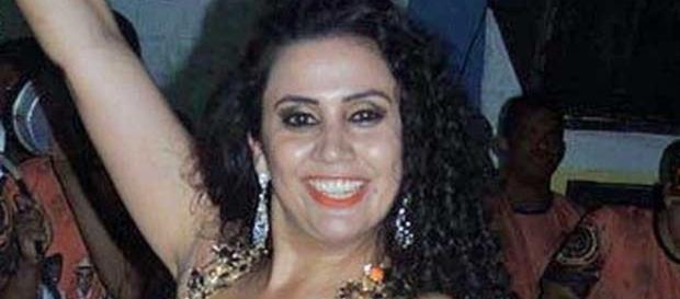 Rainha de Bateria, Paola Serpa Severo