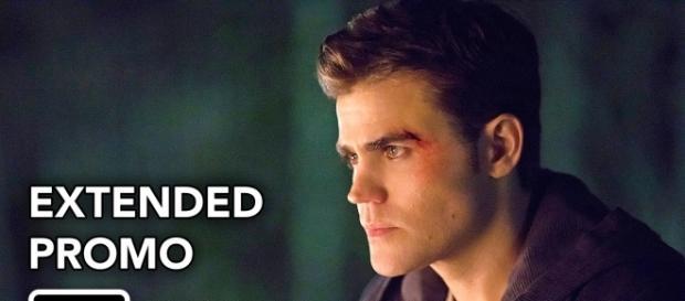 The Vampire Diaries 8x14: Stefan diz a Damon que quer matar Cade (Foto: CW/Youtube)