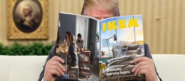 Trump inventa di sana pianta un attentato in Svezia. Commenti ironici sui social.