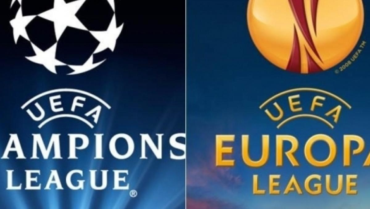Calendario Europa League Ottavi.Champions Europa League In Tv Quali Partite In Chiaro