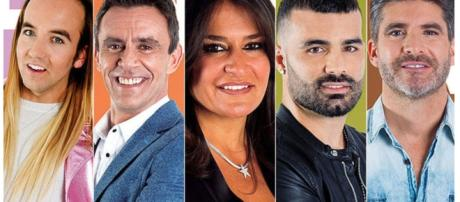 Los 5 concursantes candidatos para volver a entrar