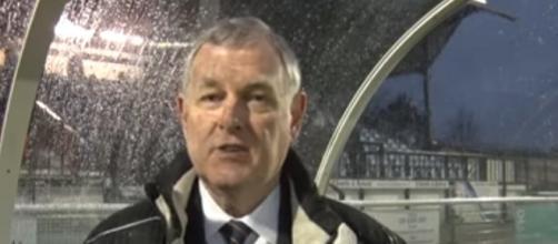 Bruce Elliott, presidente del Sutton United
