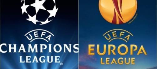 Calendario Champions Ottavi.Champions Europa League In Tv Quali Partite In Chiaro