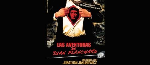"""La portada del libro """"Las aventuras de Juan Planchard"""""""