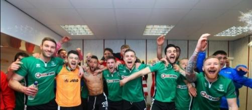 Lincoln City become the first non-league team to make it into FA ... - thesun.co.uk