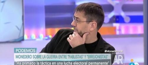 """Monedero sobre el binomio 'pablistas vs. errejonistas': """"Han ... - elplural.com"""