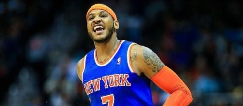 NBA Rumors: Carmelo Anthony may stay with New York Knicks by default? - fansided.com