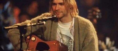Omaggio in tv a Kurt Cobain: oggi avrebbe compiuto 50 anni - 20 febbraio 2017 - Foto News Mtv-