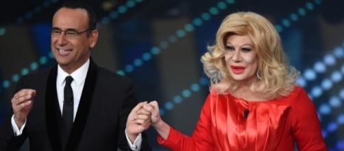 Polemiche tra Sandra Milo e Virginia Raffaele