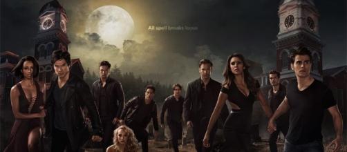 The Vampire Diaries Season 6 Predictions: Poster Reveals Five ... - tvafterdark.com