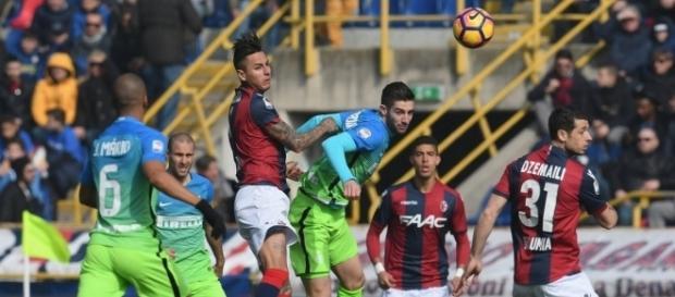25ª rodada do 2º turno: Bologna 0x1 Internazionale