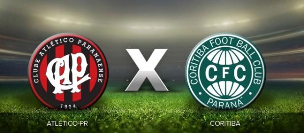 Atlético-PR x Coritiba: assista ao jogo ao vivo