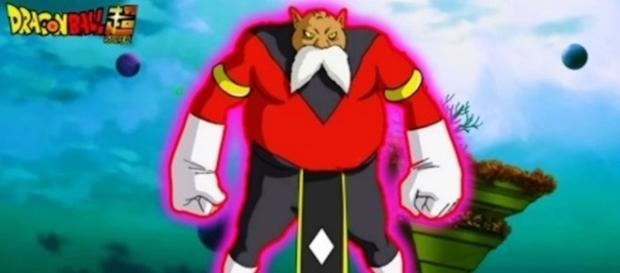 Dragon Ball Super: Toppo el nuevo dios destructor