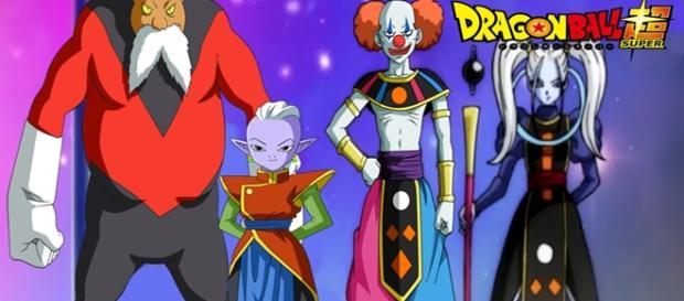 Dragon Ball Super: Toppo el próximo dios destructor (identidad del guerrero oculto)
