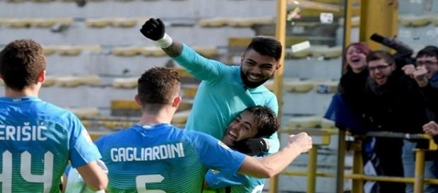 Gabigol decide Bologna-Inter 0-1