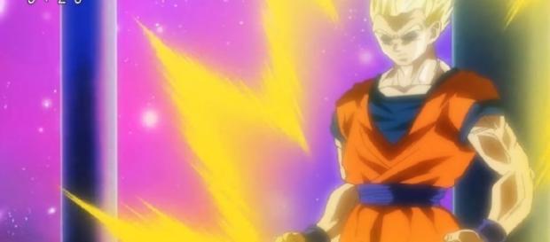 Gohan en el próximo episodio transformado en super saiyajin