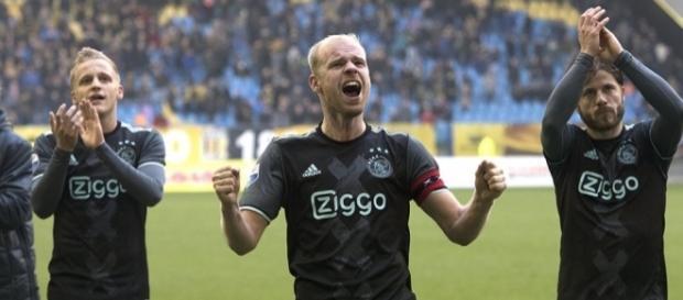 Klaassen foi bastante decisivo na partida contra o Vitesse.
