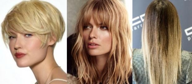 Novità tagli di capelli primavera-estate 2017