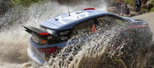 Rally Guanajuato Corona 2017, tercera fecha del calendario WRC.