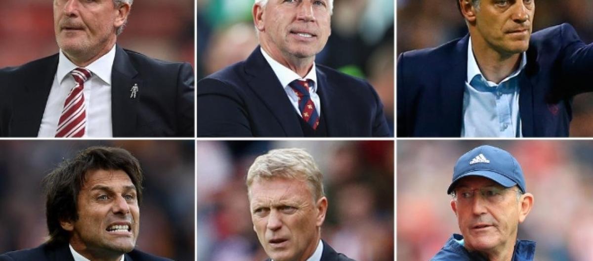 Premier league football manager sex scandel