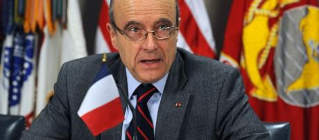 Alain Juppé - ministre défense - CC BY
