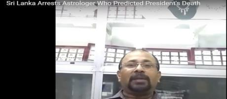 Ele disse que presidente morreria antes de 27 de janeiro (Youtube)