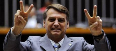 Jair Bolsonaro recebeu apoio de Amado Batista