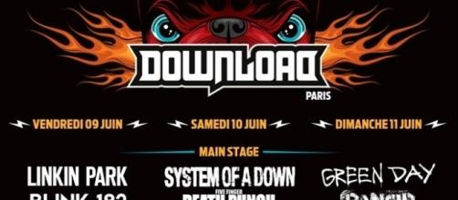 Affiche du Download Festival 2017