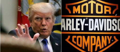 Harley Davidson Cancels Thursday Event With President Trump | The ... - dailycaller.com