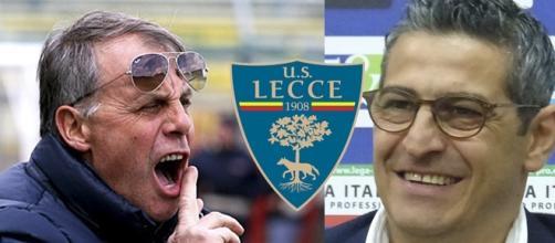 Lecce: confronto tra le gestioni Braglia e Padalino.