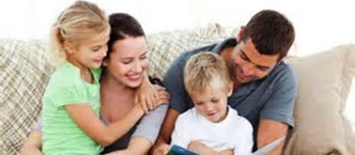 La lectura en familia es doblemente provechosa.