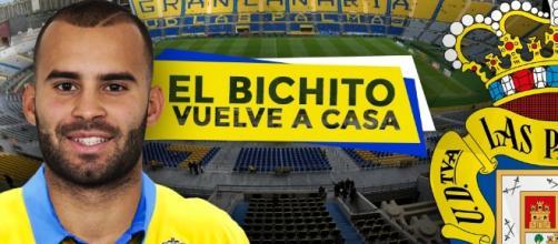 Las Palmas: Ya es oficial: Jesé, cedido por el PSG a Las Palmas ... - marca.com