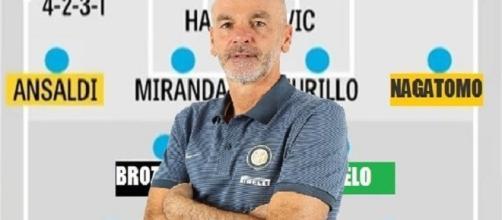 Pioli e l'esperimento contro la Juventus