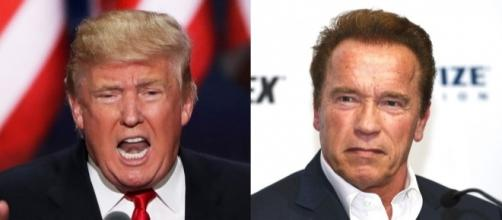Rich People Problems: Arnold Schwarzenegger and Donald Trump Are ... - bet.com