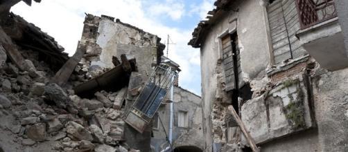 Scossa di terremoto nel centro Italia