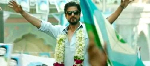 Shah Rukh Khan from 'Raees' (Image credits: boxofficetotalcollections.com)