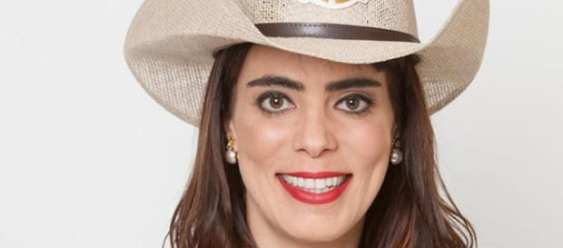 """Heloisa Faissol fica em 3° lugar em """"A Fazenda"""""""