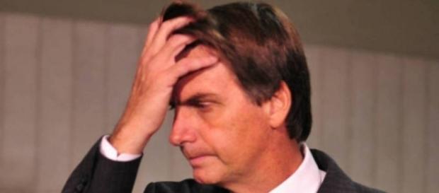 Bolsonaro teve apenas 4 votos para presidir a Câmara (Foto: Reprodução)